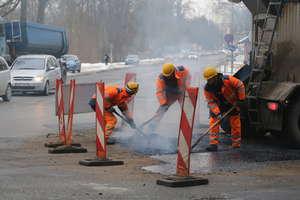 Utrudnienia w ruchu! Prace naprawcze ulic Olsztyna