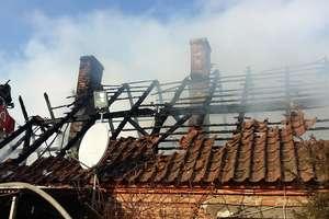 Pożar w Kamionce. Pomóżmy pogorzelcom — apeluje wójt gminy Kurzętnik