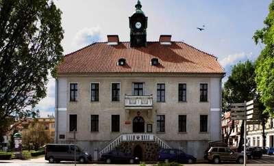 Muzeum w Mrągowie (budynek starego ratusza)