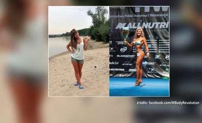 Od zwykłej nastolatki do Miss Bikini Fitness
