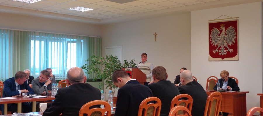 Maków. XXIX Sesja Rady Miejskiej