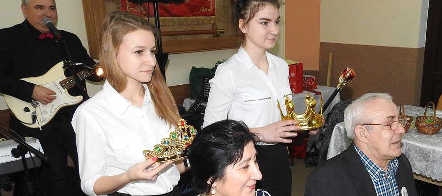 Państwo Zbikowscy, seniorzy panujący w Nielbarku w 2017 roku