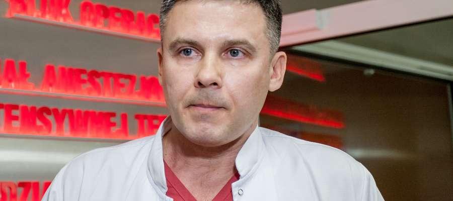 Dr n. med. Marek Derenda