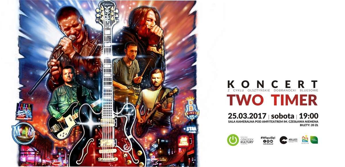 Two Timer – koncert i spotkanie z muzykami - full image