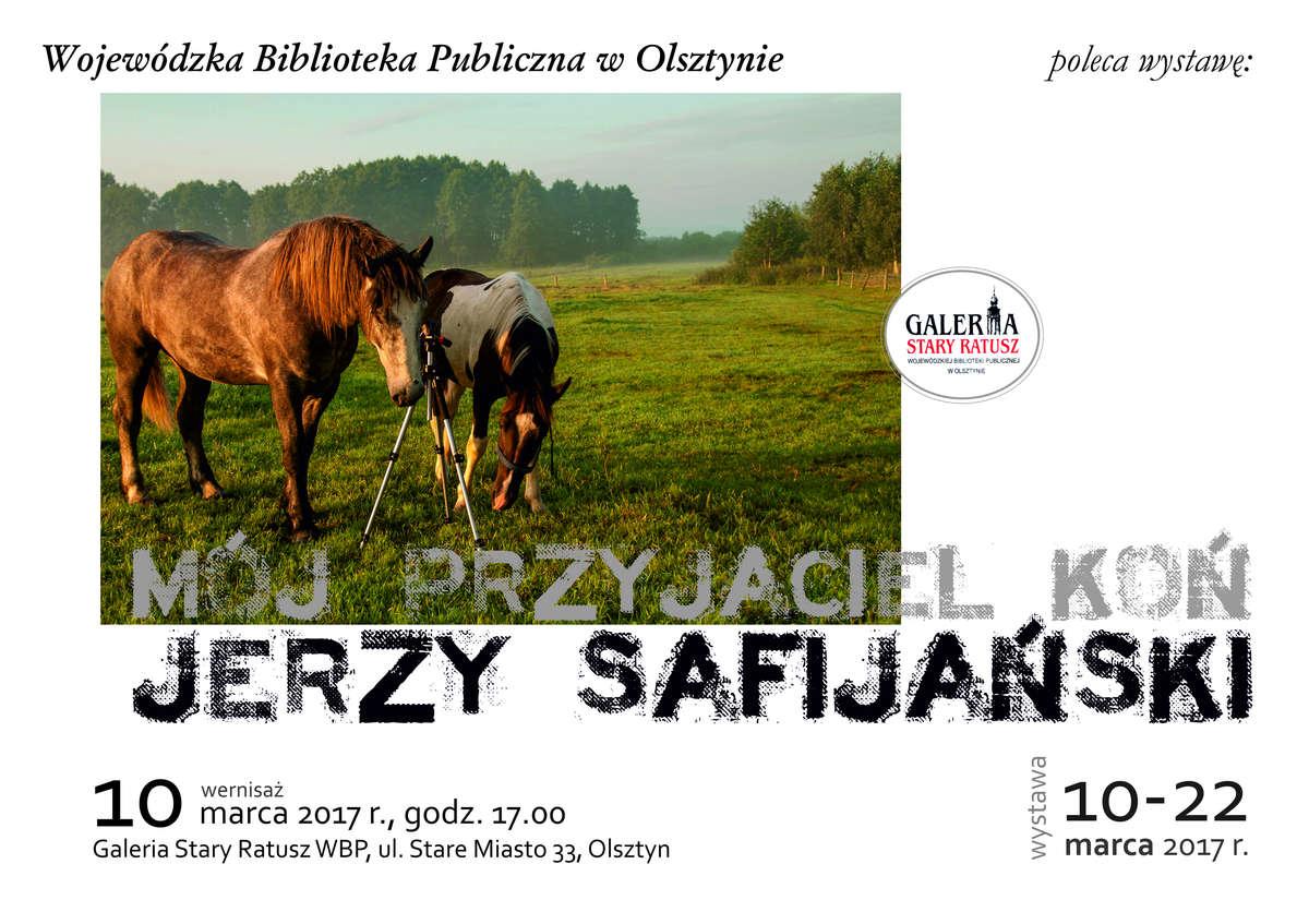 Wernisaż wystawy Mój przyjaciel koń - full image