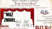 """Teatr """"Cioci Heni"""" wystąpi w Krasnosielcu"""