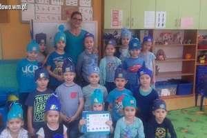 Niebieski dzień w Przedszkolu Miejskim nr 3 [zdjęcia]