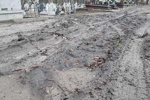 Jest odpowiedź urzędu miasta w Iławie na temat stanu alejek na cmentarzu przy ul. Ostródzkiej