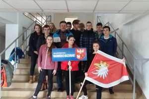 Wysokie miejsca gołdapskich saneczkarzy