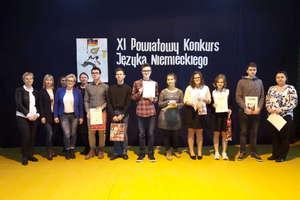 XI Powiatowy Konkurs języka niemieckiego
