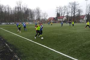 Piłkarze Sokoła Ostróda strzelili 15 goli Kormoranowi Zwierzewo