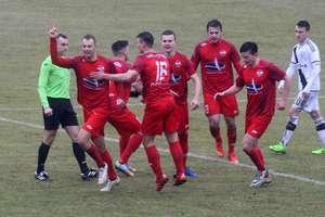 Piłkarze Sokoła nie dowieźli prowadzenia w meczu z rezerwami Legii