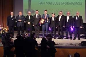 Osobowości Roku Warmii i Mazur wręczone. Wśród laureatów wicepremier Mateusz Morawiecki