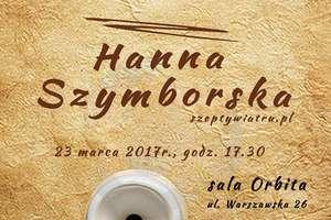 Spotkanie autorskie z Hanną Szymborską