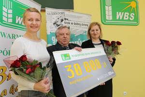 30 tysięcy zł trafiło do pana Eugeniusza