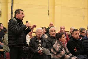 Mieszkańcy ul. Piłsudskiego nie mieli z kim rozmawiać o swoim osiedlu