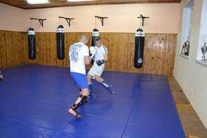 Mateusz Michalak amatorskim wicemistrzem Polski juniorów MMA