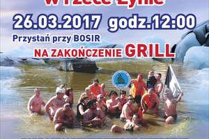 IV Pływanie Morsów w Łynie