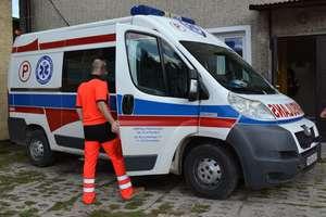 Strajkujący ratownicy zorganizują przemarsz w Olsztynie