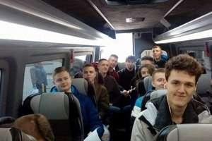 Uczniowie szkół gimnazjalnych z powiatu wyjechali na zagraniczne staże