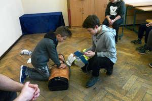 Szkolenie z zakresu udzielania pierwszej pomocy