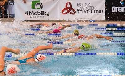 4Mobility Grand Prix w Aquathlonie - 2 kwietnia młodzież wystartuje w Iławie
