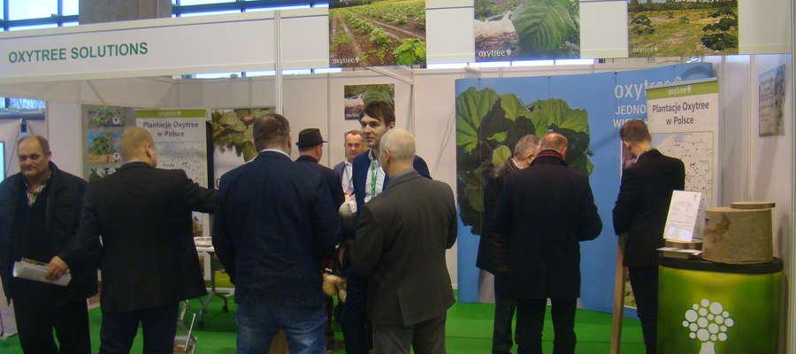Nazwa Oxytree znana jest już na Warmii i Mazurach, a firma Oxytree Solutions Poland po raz kolejny gościła w Ostródzie na Mazurskim Agro Show