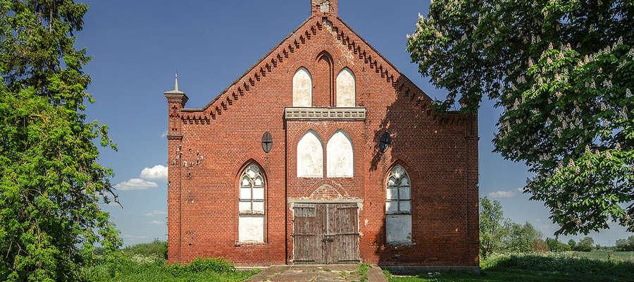 Zbór mennonicki w Jeziorze