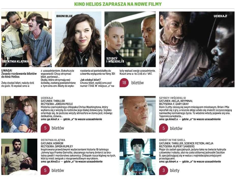Mamy dla was bilety na super filmy. Sprawdźcie szczegóły - full image