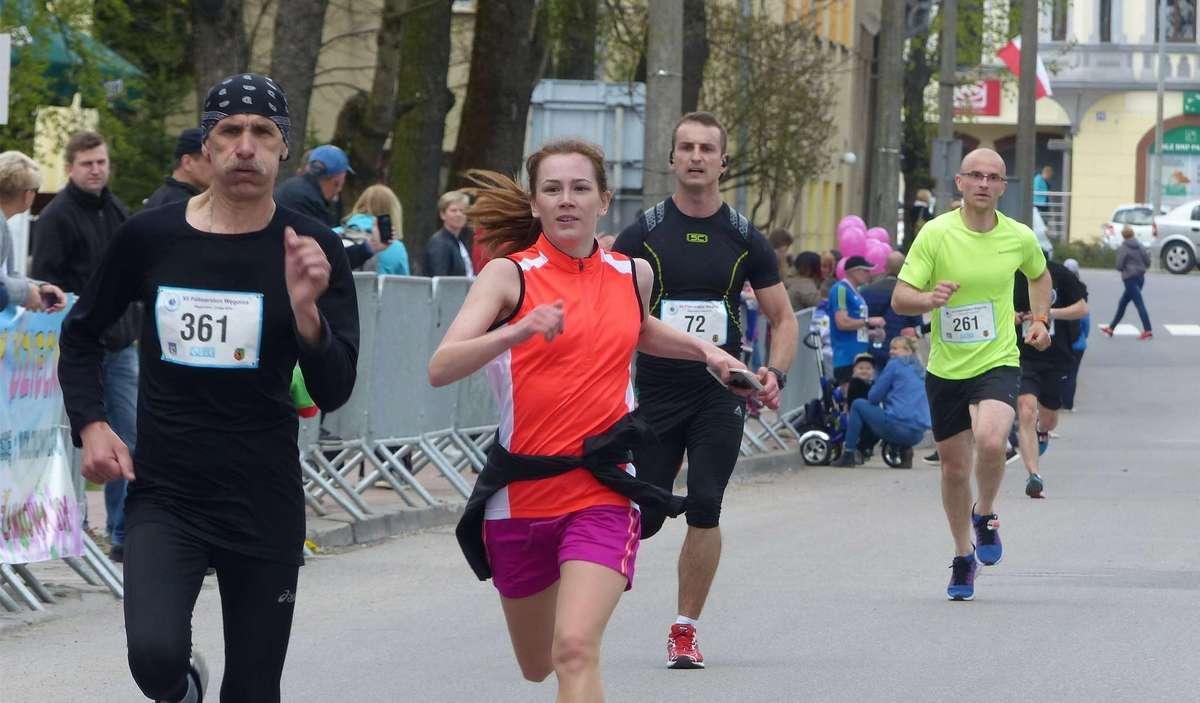 Półmaraton Węgorza. Odliczamy dni do sportowej majówki! - full image