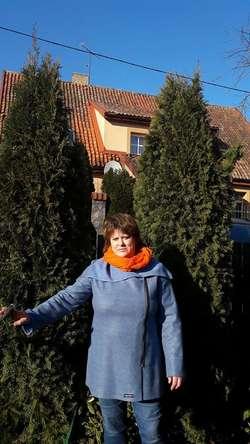 Małgorzata Sieńkowska z Płociczna w gminie Ełk zajęła drugie miejsce w powiecie ełckim i otrzymała tytuł Srebrnego Sołtysa