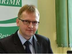 dr Marcin Kazimierczuk, zastępca dyrektora WM OR ARiMR w Olsztynie