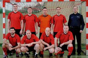 Kolejny turniej i kolejne zwycięstwo gołdapskich policjantów