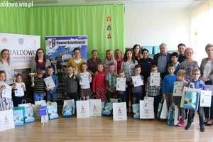 Powiatowy konkurs dla przedszkolaków