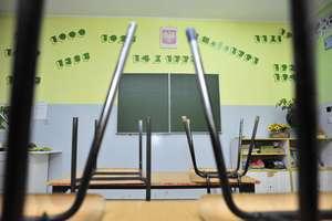 Covid-19 zamknął szkołę w Lidzbarku Warmińskim