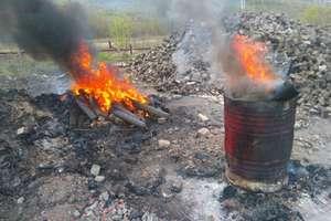 Za spalanie śmieci wysoka grzywna lub areszt? [SONDA]