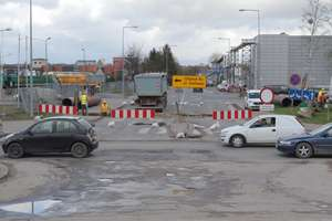 Ważna ulica została otwarta. Czy korki się zmniejszą?