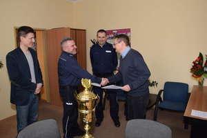 Ełcki policjant zdobył Puchar Komendanta Głównego Policji w Mistrzostwach Polski Służb Mundurowych w Szachach