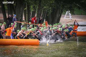 Triathlon w Olsztynie. Uwaga na utrudnienia w ruchu na Sielskiej i Schumana