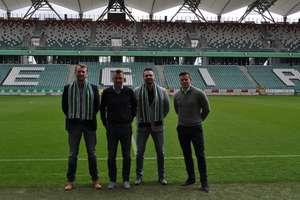 Legia-Bart podpisała umowę o współpracy z Legią Warszawa
