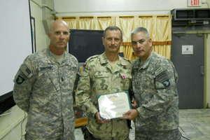 Gen. Motacki dowódcą wschodniej flanki NATO