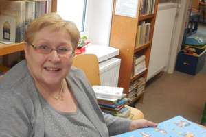Pani Krystyna: bibliotekarka pokoleń