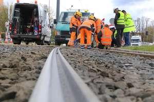 Prace na torowisku. Ruch tramwajów zostanie wstrzymany