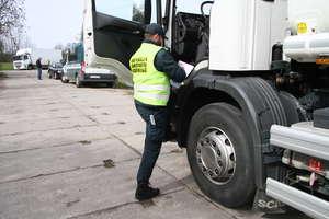 Pojazdy z materiałami niebezpiecznymi do kontroli. Akcja ITD