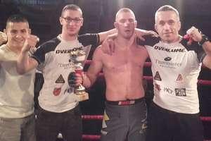 Dominik Jusis wygrał walkę wieczoru na Gali Sportów Walki Sparta V