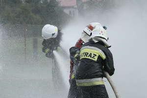 Wielka bitwa wodna strażaków