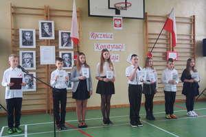 Święto Konstytucji 3 Maja w Wojciechach