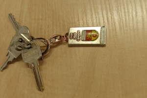 Zgubiono klucze pod przedszkolem