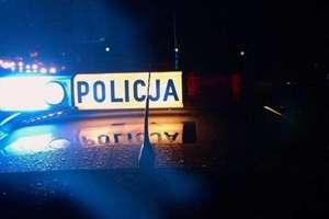 Pijany motorowerzysta przewrócił się na jezdnię. Miał ponad 3 promile