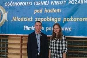 XIX Ogólnopolski Turniej Wiedzy Pożarniczej
